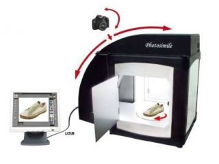 Ortery now shipping 3D product photography system for the office
