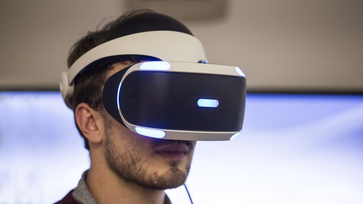PlayStation VR 2 could bring wireless virtual reality to your PS5 – and more