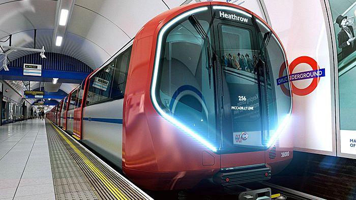 Meet London S Driverless Tube Trains Of The Future Techradar