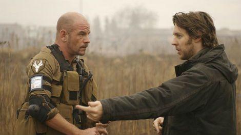 Neill Blomkamp has written an 18-page treatment for District 10