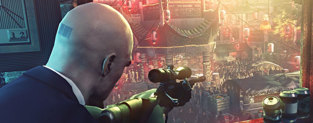Hitman Absolution hands-on | PC Gamer on