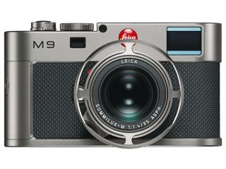 Leica M9 Titanium probably best to look and not touch