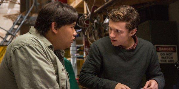 Jacob Batalon, Tom Holland - Spider-Man: Homecoming