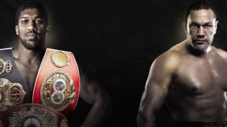 Matchroom Boxing presents Anthony Joshua vs. Kubrat Pulev