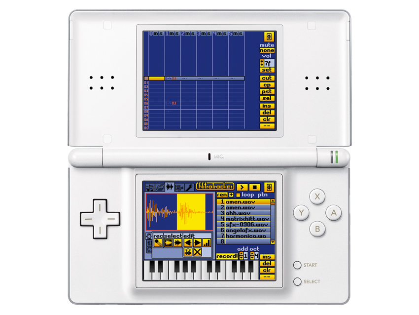 Handheld music-making round-up: Nintendo DS | MusicRadar