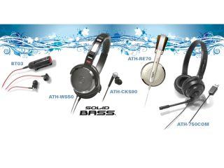 Audio Technica's new ranges