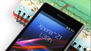 Sony Xperia Z1 comes into focus in high-quality spy shots