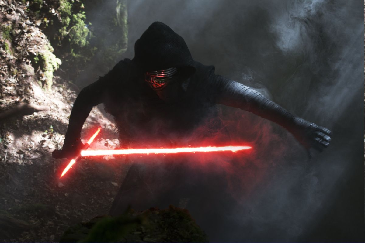 JJ Abrams discusses THAT scene in Star Wars: The Force Awakens