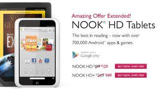 Nook HD sale