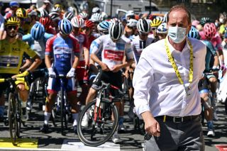 Tour de France 2020 - 107th Edition - 4th stage Sisteron - Orcieres Merlette 160.5 km - 01/09/2020 - Christian Prudhomme (FRA - ASO) - photo Vincent Kalut/BettiniPhoto©2020