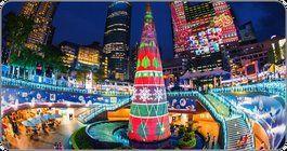 Hexogon Solution illuminates New Taipei City