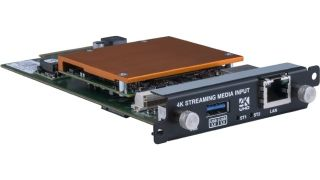 tvONE to Debut Streaming/4K Playback Module for CORIOmaster