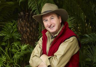 Coronation Street star Andrew Whyment, aka Kirk, in I'm A Celebrity... Get Me Out of Here!