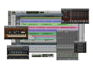 Pro Tools 8 s new features are many and varied