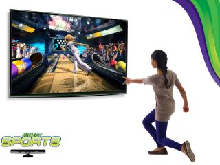 Kinect Sports revealed at E3 in Los Angeles this week