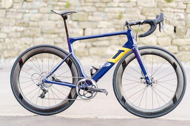 Aqua Blue Sport s new team bike unveiled for 2018 62052c7d8