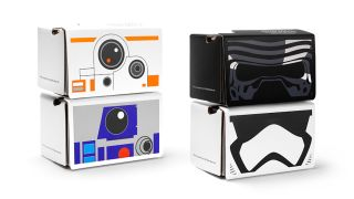 Star Wars Google Carboard