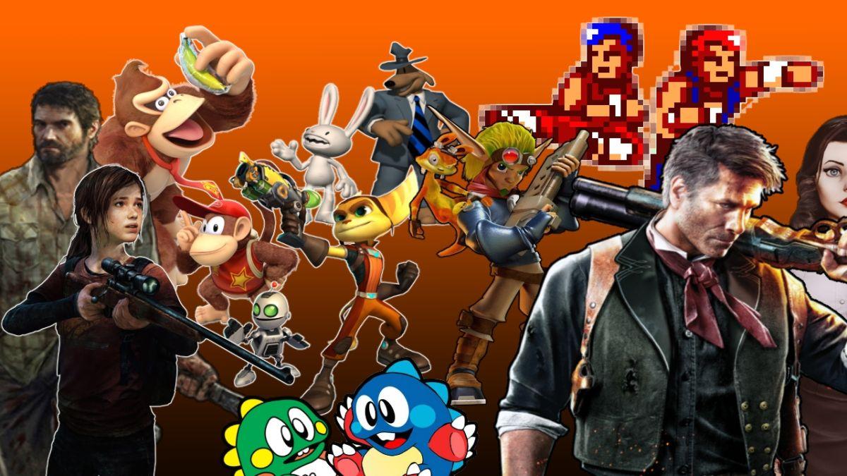 The top 20 video game duos  GamesRadar+