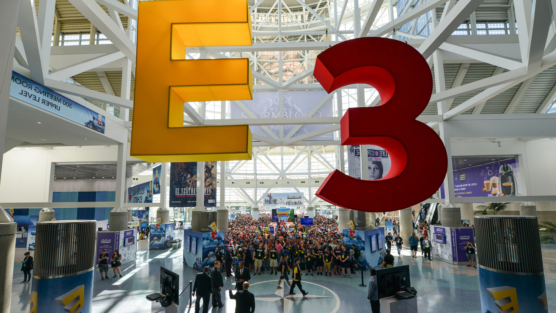 E3 2021 is now coming sooner, on June 12–15