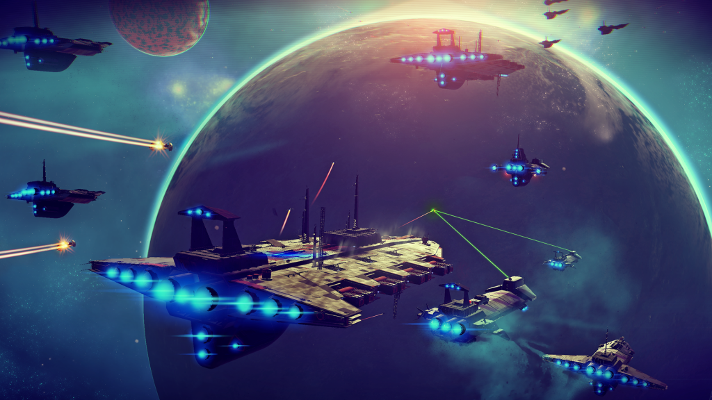 Losing your ship in No Mans Sky is a ball ache but part of the game