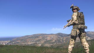 Arma 3 soldier