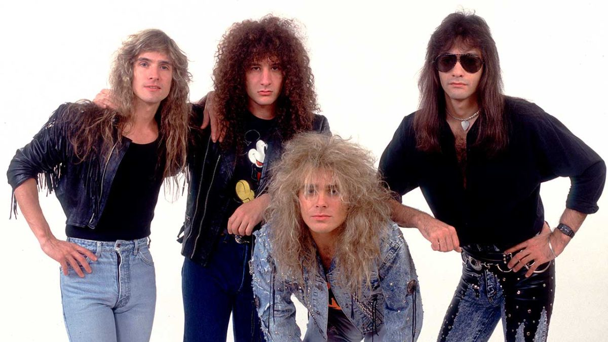 The sad story of White Lion, the band that was allowed to die