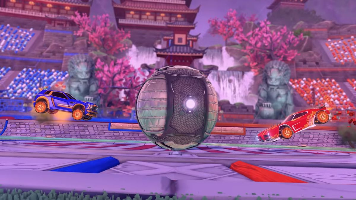 Rocket League's Chinese New Year event kicks off next week