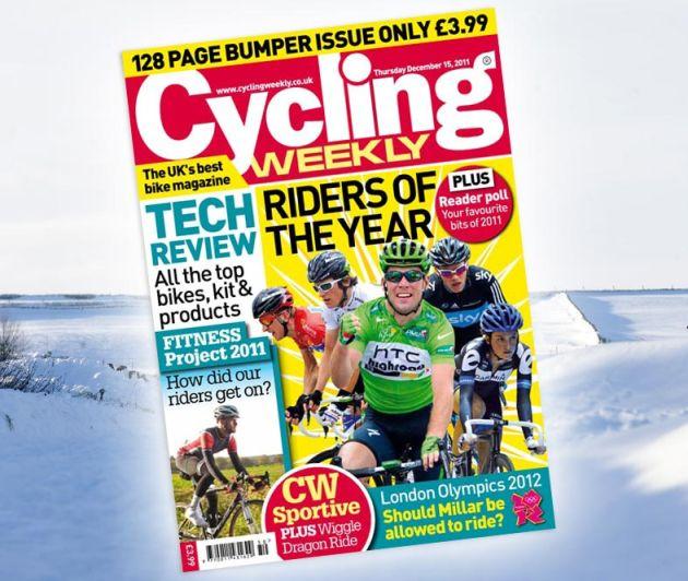 Cycling Weekly Dec 15 2011