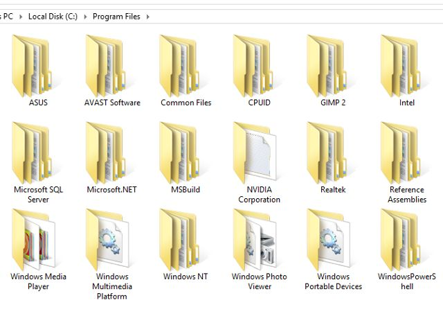 how to make a folder on desktop