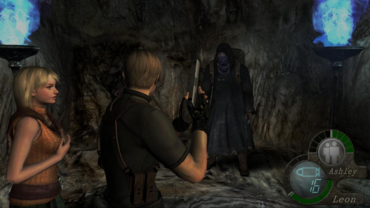 Resident Evil 4 Hd Review Gamesradar