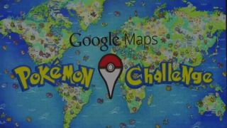 Google Maps Pokemon Prize