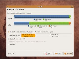 Ubuntu install