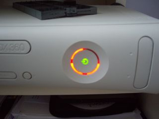 Oh noes, it's the dreaded red ring of death...