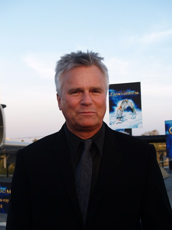 Comic Con: Aircraft Carrier Premiere Of Stargate Continuum #2776