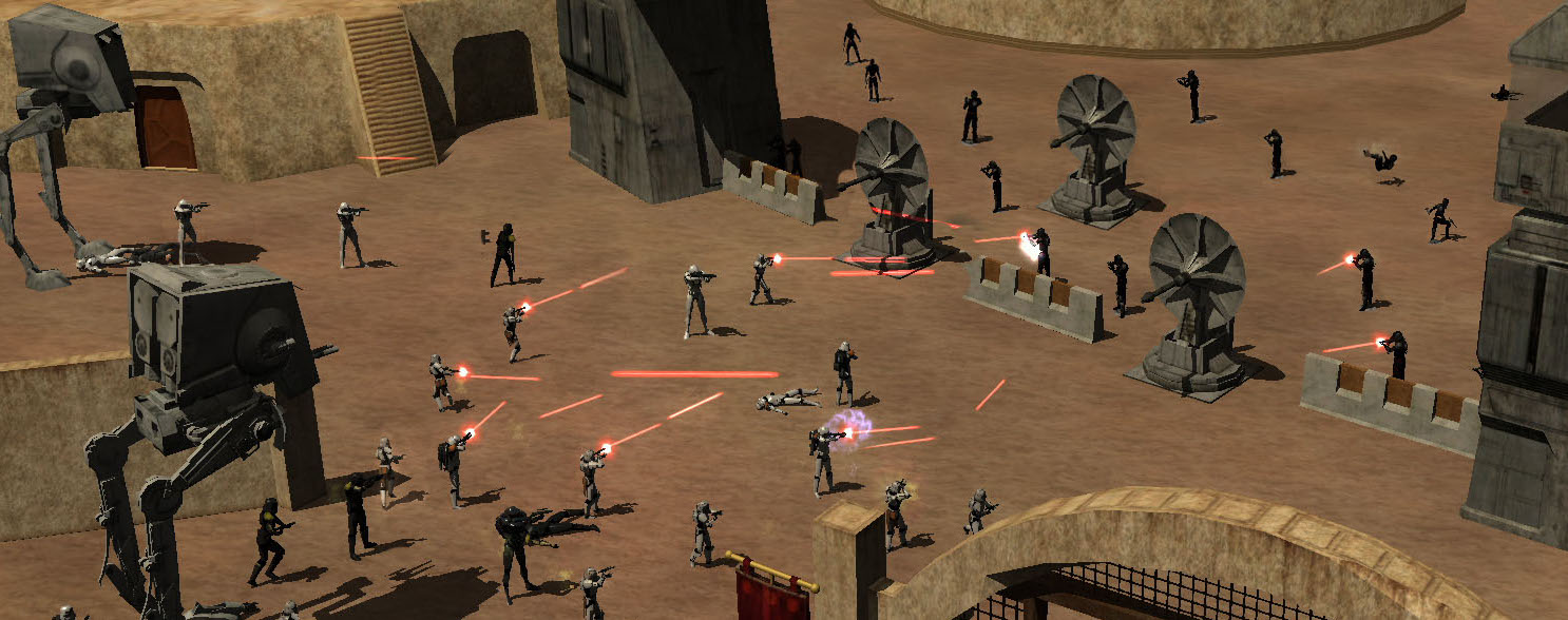 Star Wars Galaxies Servers To Close On December 15th Soe It S The Right Time For The Game To End Pc Gamer