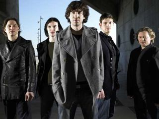 Snow Patrol: loving their home recording.