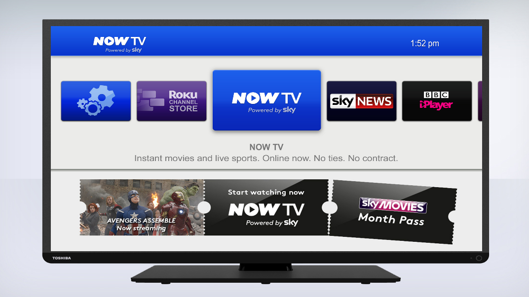 Now TV vs Sky TV: which is best for you? | TechRadar