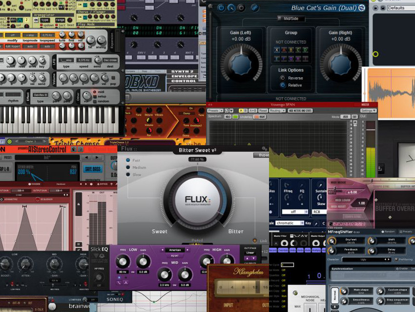 free ableton synthesizers plugins