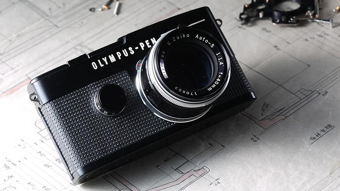 Best Olympus cameras Pen