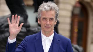 Peter Capaldi, former Doctor Who star.