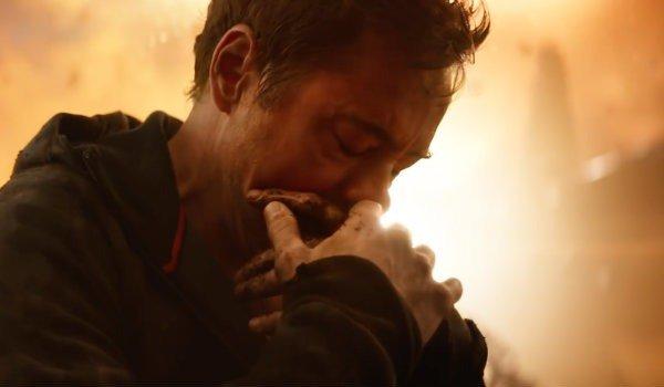 Robert Downey Jr. Tony Stark Iron man Avengers Infinity War