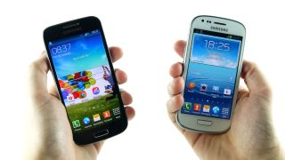 Samsung Galaxy S4 Mini vs Galaxy S3 Mini