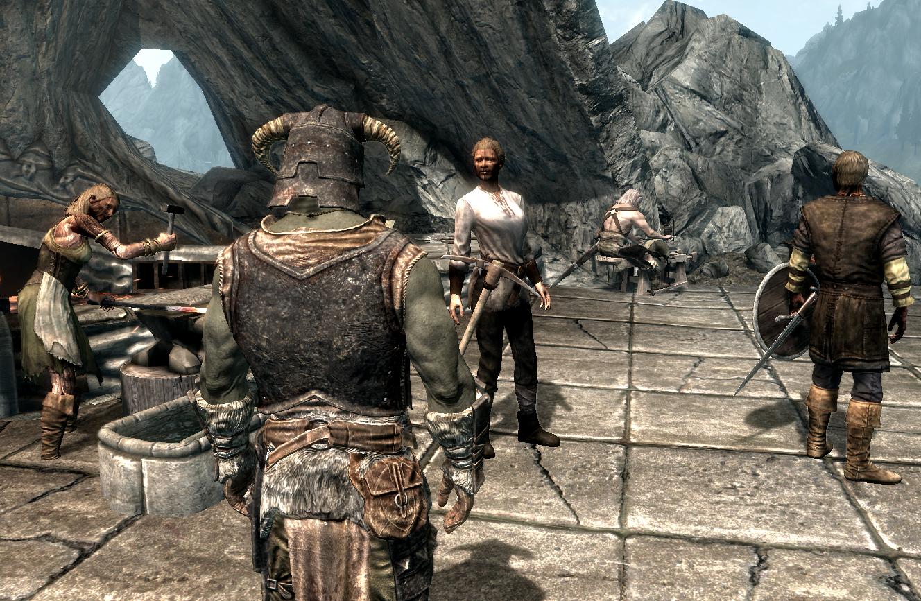 Skyrim Steam Workshop mods can now be bigger, better | PC Gamer
