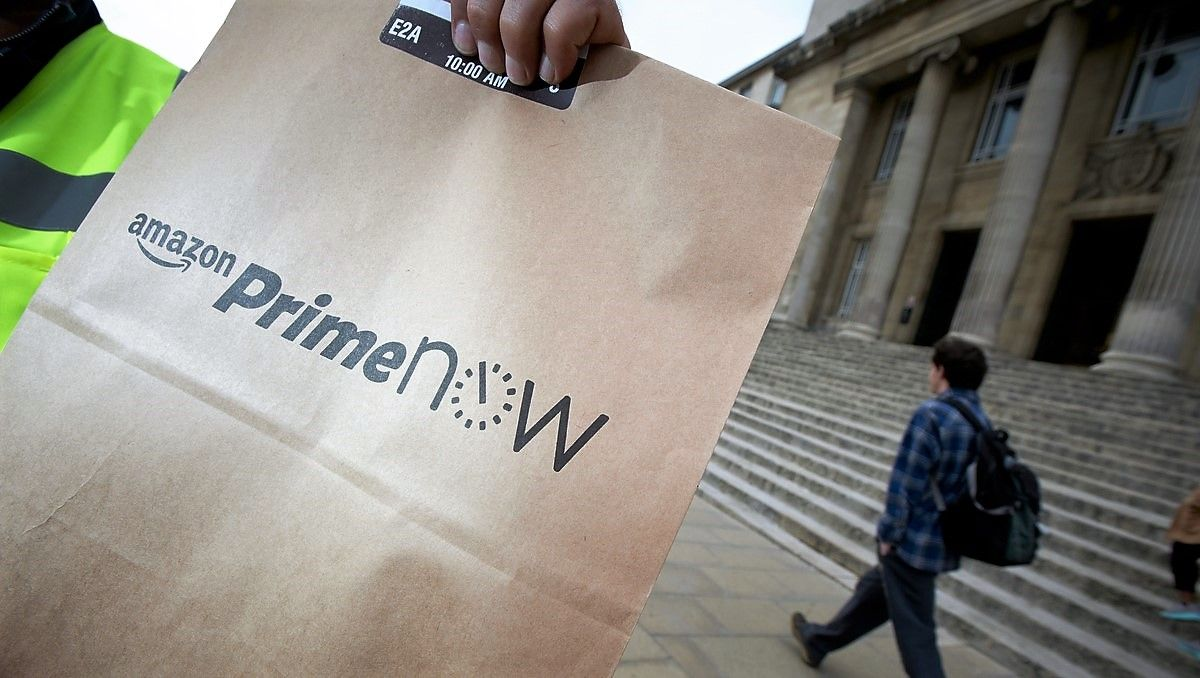 Amazon Prime now shipping in Leeds, Bradford, Wakefield and Huddersfield