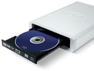 LaCie d2 Blu-ray burner