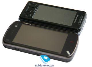 Nokia N97 Vs Sony Ericsson Xperia X1