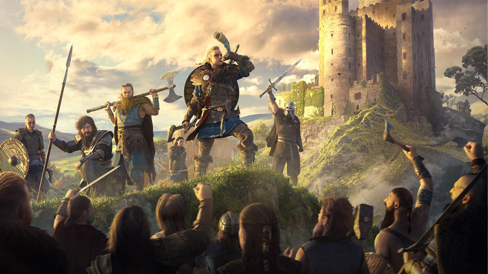 Assassin's Creed Valhalla Sucker Punch