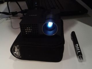 Dell's new mini projector - pen not included