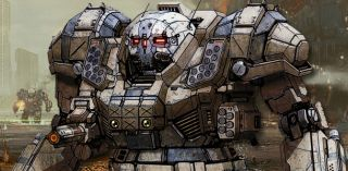 MechWarrior Online Atlas Concept thumb