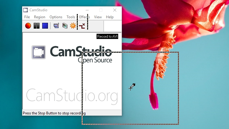 CamStudio is the best free screen recorder